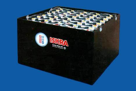 тяговые аккумуляторные батареи для электропогрузчиков